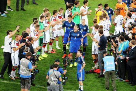 Argentina se consagró Sub Campeón tras caer con Alemania en el alargue