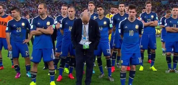 Argentina busca su soñada consagración ante Alemania