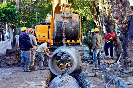 Acusan a Scioli de subejecutar el gasto en el control de inundaciones