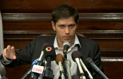Kicillof se muda a provincia y tiene el apoyo de Cristina para ser candidato a gobernador bonaerense