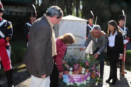 Comenzó la Semana de la Reconquista en Tigre