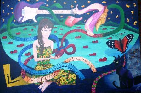 Muestra Artística libre y gratuita en el Centro Universitario Municipal de San Fernando