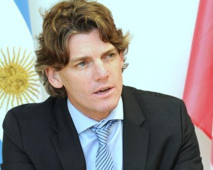 Nicolás Scioli, presidente de ALA.