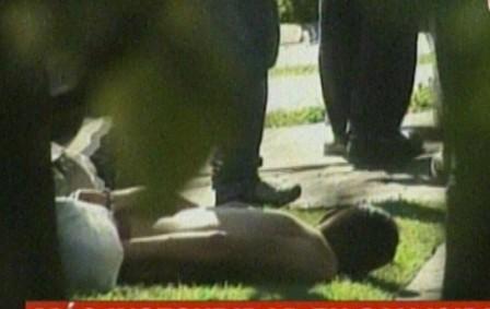 Dos ladrones muertos tras una persecución y tiroteo de Villa Adelina a Carapachay
