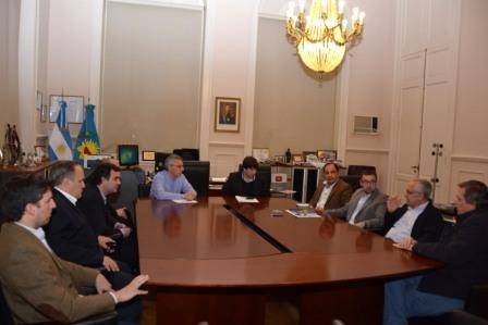 Tigre y Villaguay firmaron un convenio de colaboración recíproca