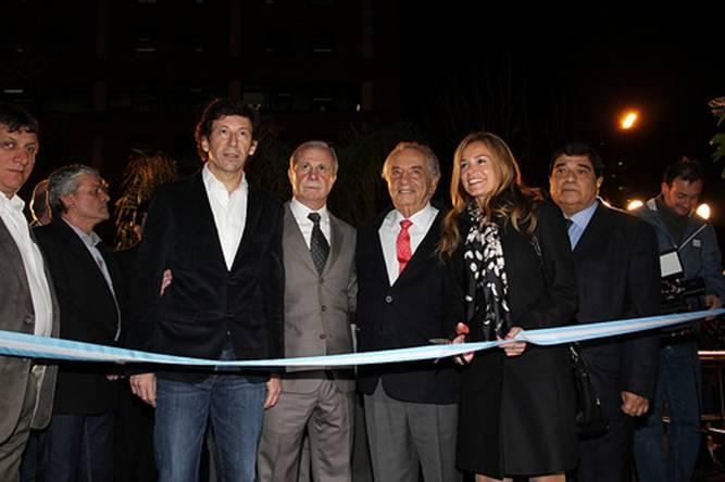 Se inauguró en San Isidro un centro de salud para Empleados de Comercio
