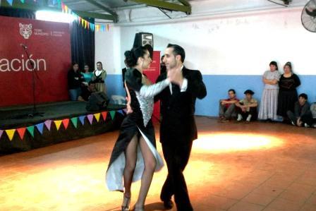 se realizó la 2 edición del Festival de Talleres Artísticos, en la localidad de Ricardo Rojas.