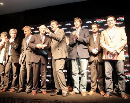Sergio Massa y Roberto Lavagna lanzaron la Escuela de Gobierno
