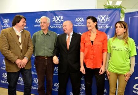 Se presentó la novena edición de la Maratón de la Universidad de San Andrés