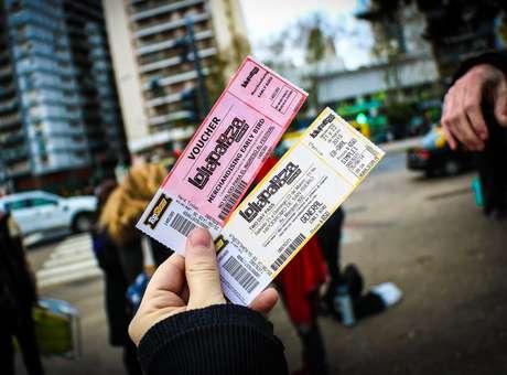 Se agotaron la entradas en primera preventa para el Lollapalooza