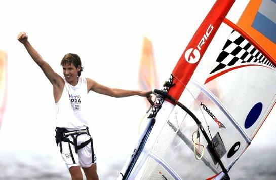El Sanisidrense Francisco Saubidet Birkner es campeón olímpico