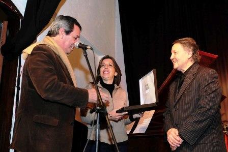 Néstor Astarita homenajeó a Julio Cortázar en el Museo de la Reconquista