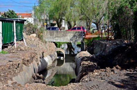 El Municipio de San Fernando reemplazará un tramo del conducto de Acceso Norte y Ruta 197