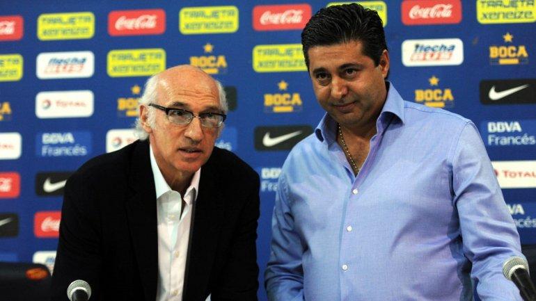 Bianchi fue despedido como entrenador de Boca