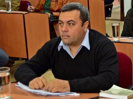concejal Jorge Barrasa
