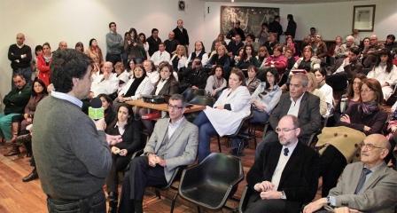 En Vicente López presentaron el Programa de Adultos Mayores