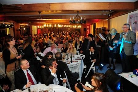 La Asociación El Telar realizó su primer cena benéfica