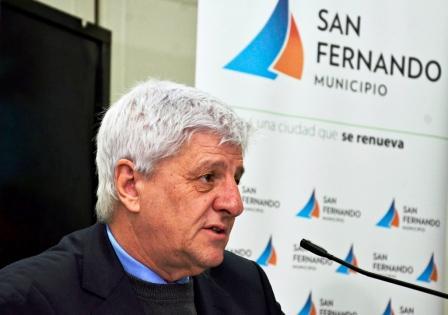 Luis Andreotti salió al cruce del gobernador Scioli tras romper el convenio de impuesto a las embarcaciones