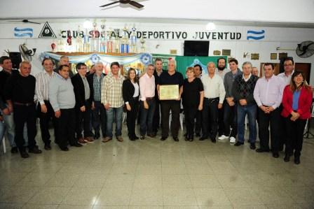 La Asociación de Clubes de Tigre celebró su 60º Aniversario