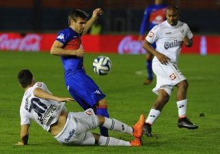 Tigre mereció mejor suerte ante Quilmes pero debió conformarse con un empate en Victoria