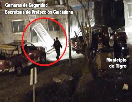 Detienen a un hombre en Tigre robando puertas de un corralón de materiales