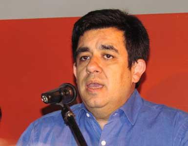El ministro de Infraestructura bonaerense y titular del PJ de Brandsen, Alejandro Arlía