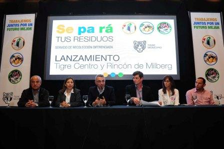 Se Pa Rá suma a las localidades de Tigre Centro y Rincón de Milberg