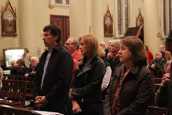 Con una misa en la Catedral de San Isidro recordaron a Melchor Posse