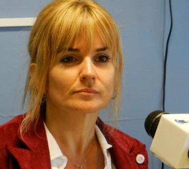 La presidenta de la Unión Empresaria de Tigre, directora ejecutiva del Grupo Pelco y una de las principales referentes del Frente Renovador en materia medioambiental, Claudia Kalinec