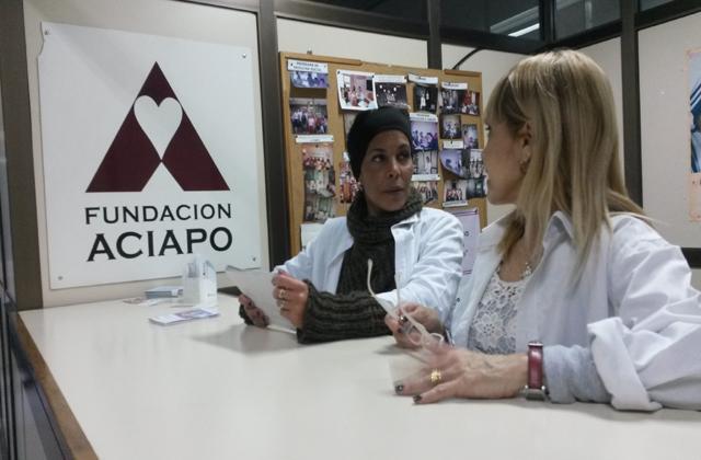 En San Isidro contienen a pacientes oncológicos