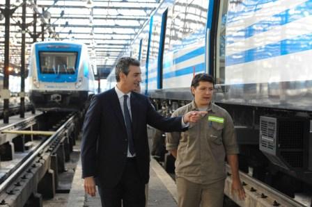 En noviembre se completará renovación del ramal Retiro-Tigre del ferrocarril Mitre