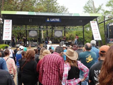 Festival de Música Country en San Pedro