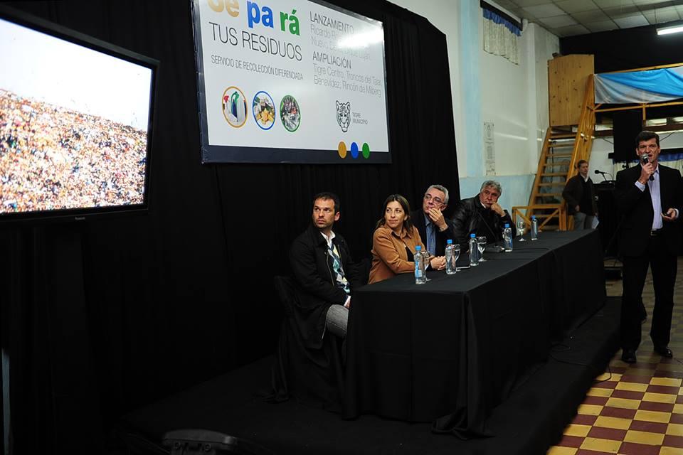 Se Pa Rá incluye a Dique Luján y Nuevo Delta en su recorrido