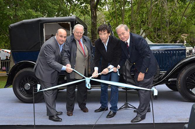 Se inauguró Autoclásica 2014 en San Isidro