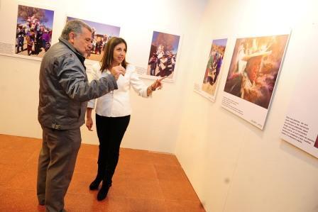 El HCD de Tigre inauguró una muestra fotográfica sobre el Toreo de la Vincha en Jujuy