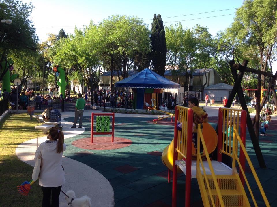 Reinauguran de la Plaza Soldado Argentino en Villa Adelina