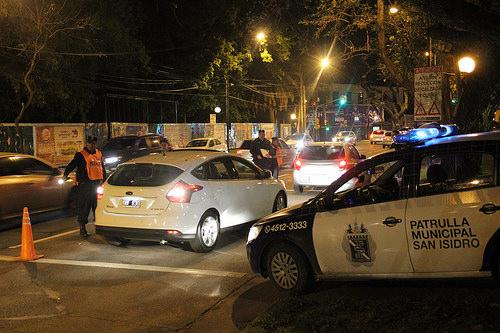 Realizan nuevos operativos de seguridad en San Isidro