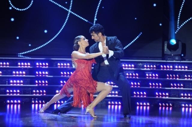 El tango y la milonga debutaron en Bailando 2014