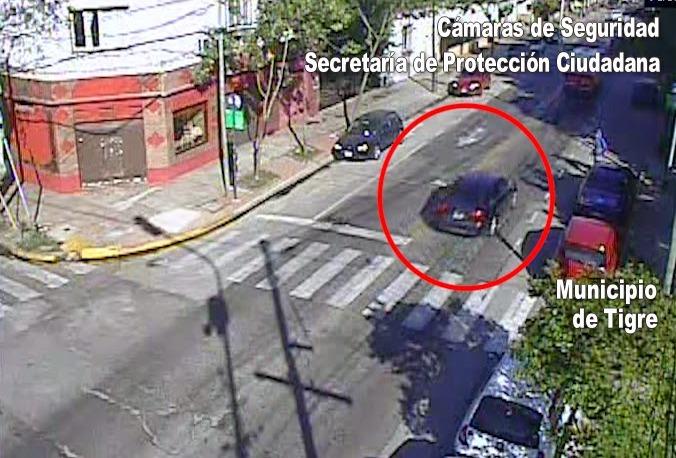 Las cámaras de seguridad registraron los movimientos por Tigre del empresario desaparecido