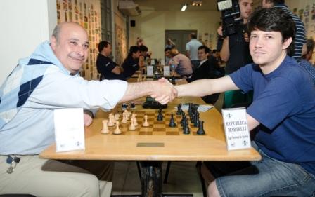 Villa Martelli se coronó campeón de ajedrez en San Isidro