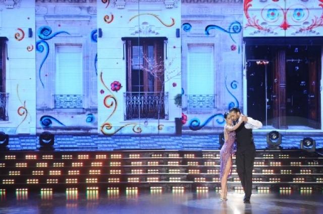 Gran noche de  tango y la milonga en Bailando 2014
