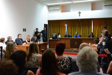 Tribunal de San Isidro dicta sentencia en el caso Prigent