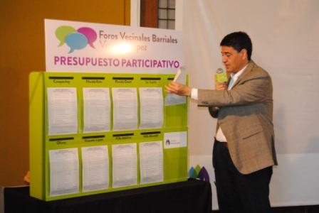 Los vecinos de Vicente López votarán entre más de 150 proyectos, los que se incorporarán al Presupuesto Participativo