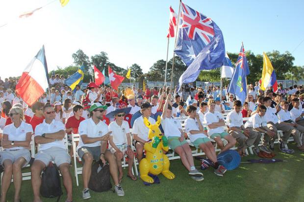 214 jóvenes de 51 países participan del Mundial de Optimist en San Isidro
