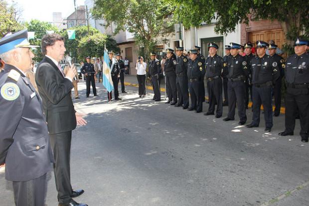 Se celebró en San Isidro el Día de la Policía Federal