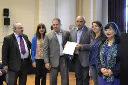 Importante distinción académica para la Dirección de Políticas y Control Ambiental de Vicente López