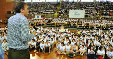 El Municipio lanzó los Juegos San Martín 2014