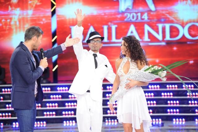 El Cuba se despidió del Bailando