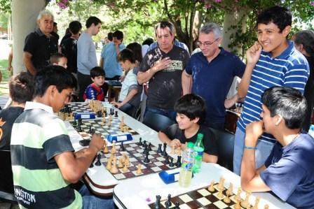 Se disputó en Tigre el Abierto Individual de Ajedrez