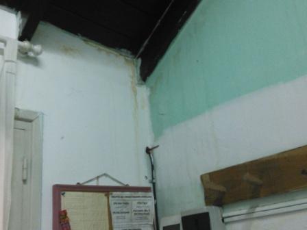 El CPA de San Isidro, sin agua, sin luz y sin teléfono por falta de pago